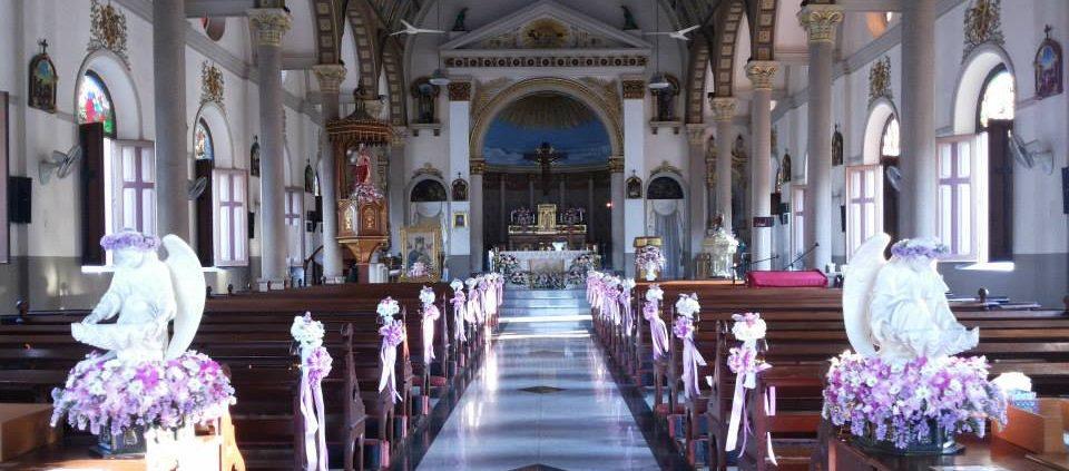 แต่งงานในโบสถ์