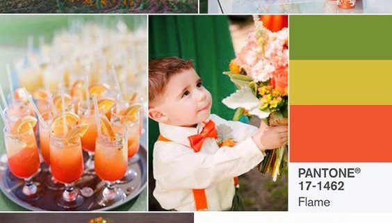 ธีมสีงานแต่ง